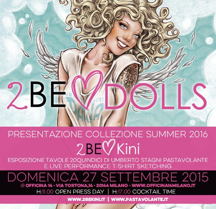 2BE…Dolls!