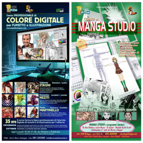 Colore Digitale – Manga Studio