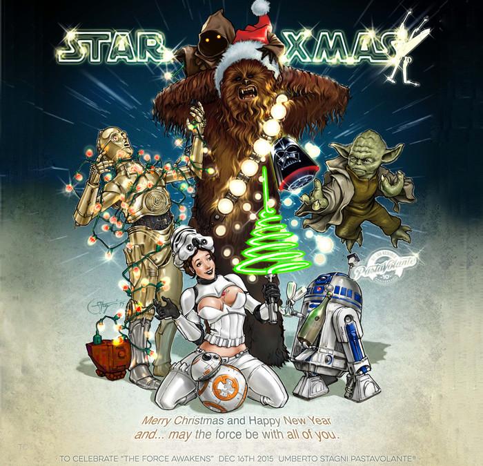 STAR XMAS!!!